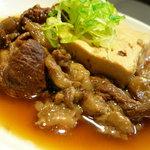 つばさや - 肉豆腐