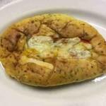 パリジェンヌ - 料理写真:タイカレー野菜フォカッチャ