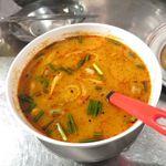 タイ料理 あろいなたべた - トムヤンクン
