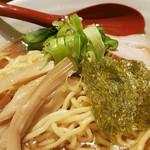 珍来亭 - 濃厚油ラーメンアップ