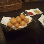 DINING BAR WOODBELL -