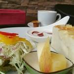 Seaside CAFE 散歩道 -