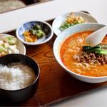 華乃樹 - 料理写真:栄華麺定食