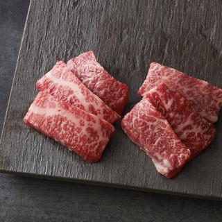 厳選したお肉をご賞味下さい☆