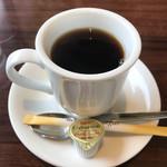 珈琲屋 鹿鳴館 - セットコーヒー(アメリカン)