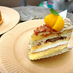 74468392 - 栗のショートケーキ