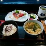 仁平寿司 - 料理写真:「お刺身セット」