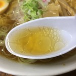 太陽 - スープ