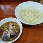 昆鰹和味庵 優味ん - ひっぱり釜揚麺