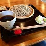 74469668 - [2017/09]朝そば・せいろ(500円)