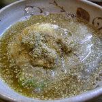 四季のおでん - 雪菜(白菜&山芋)