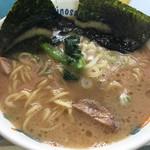 らーめん堂 仙台っ子 - お子様セットのラーメン(とんこつ塩スープ)