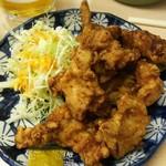 暘谷亭 - 料理写真:とり天