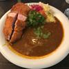 渡邊カリー - 料理写真:スパイスとんかつカリー(1,150円)