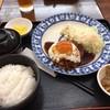 ピアト - 料理写真:ハンバーグ