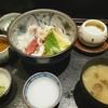 鮮 - 料理写真:日替わりランチ(生ちらし丼)