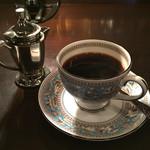 あかね珈琲館 - セットのコーヒー