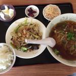 西安 - 料理写真:Aランチ(770円)