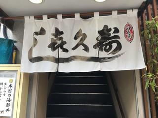 喜久寿司 - 外観