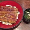 千代福 - 料理写真:うな重 大串 + 肝吸い