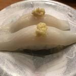グルメ回転寿司 函太郎 - いけす真いか 300円