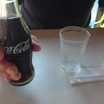 ネイチャー カフェ エムズ ネスト - 瓶コーラ