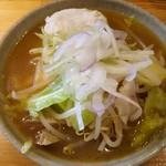 一途 - 麺 一(いち)800円