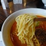 陳麻家  - 坦々麺は細麺デス