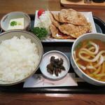 味処いろは - 生姜焼き定食