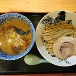 日本の中華そば富田 - 2017年10月 濃厚つけ麺 880円