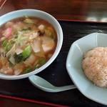博陽軒 - 料理写真:Cセット1000円