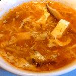 五香路 - 酢っぱ辛いスープ