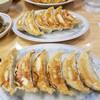 ぎょうざの満洲 - 料理写真:焼餃子