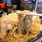 太一商店 - 麺はぶっとい太麺