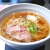 Tenraiken - 料理写真:琥珀醤油味玉拉麺