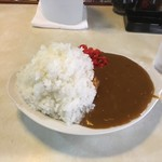 喫茶 田川 - カレー普通700円