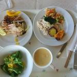 農園ホテル - 料理写真: