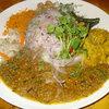虹の仏 - 料理写真:出汁キーマカレー