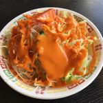ターズ - ランチのサラダ