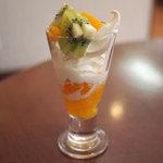 太陽のカフェ -  モーニングビュッフェ(土日祝のみ)