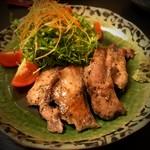 和楽 - 牛たん塩焼き