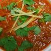 Shanthi Deli - 料理写真:パクチーチキンカレー1180円