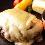 梵(BON) - 米沢牛入りチーズハンバーグ