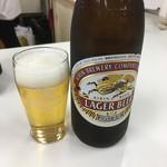 天雅 - ドリンク写真:瓶ビール500円