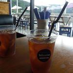 ボートカフェ - アイスコーヒー