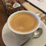 うずら屋 - ホットコーヒー