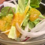 蔓山 - サラダです