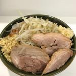 ハイパーファットン - 【2017.10.1】小赤ラーメン¥850+豚1枚¥100