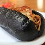 cocon3 - 竹炭で真っ黒