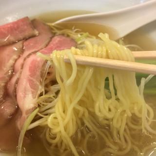 麺屋 一徳 - 料理写真:塩らーめん